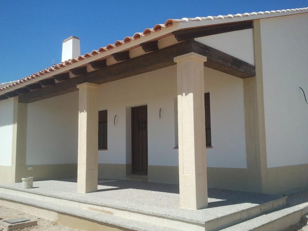 Casa de campo cl sica pajaritaiv - Casas de campo restauradas ...
