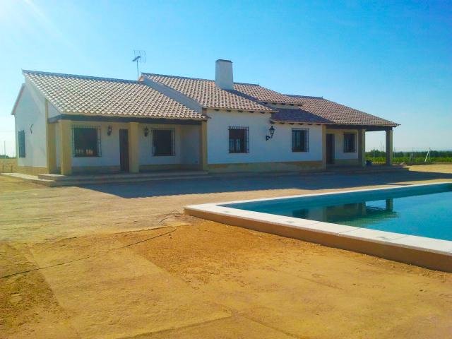 Casa de campo cl sica pajaritaiv for Casas de ladrillo rustico