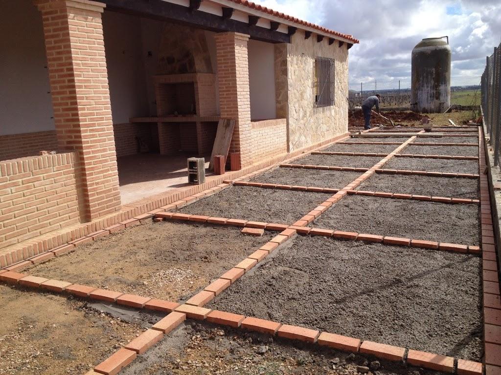 Reforma en casa de campo pajaritaiv for Parrilla casa de campo